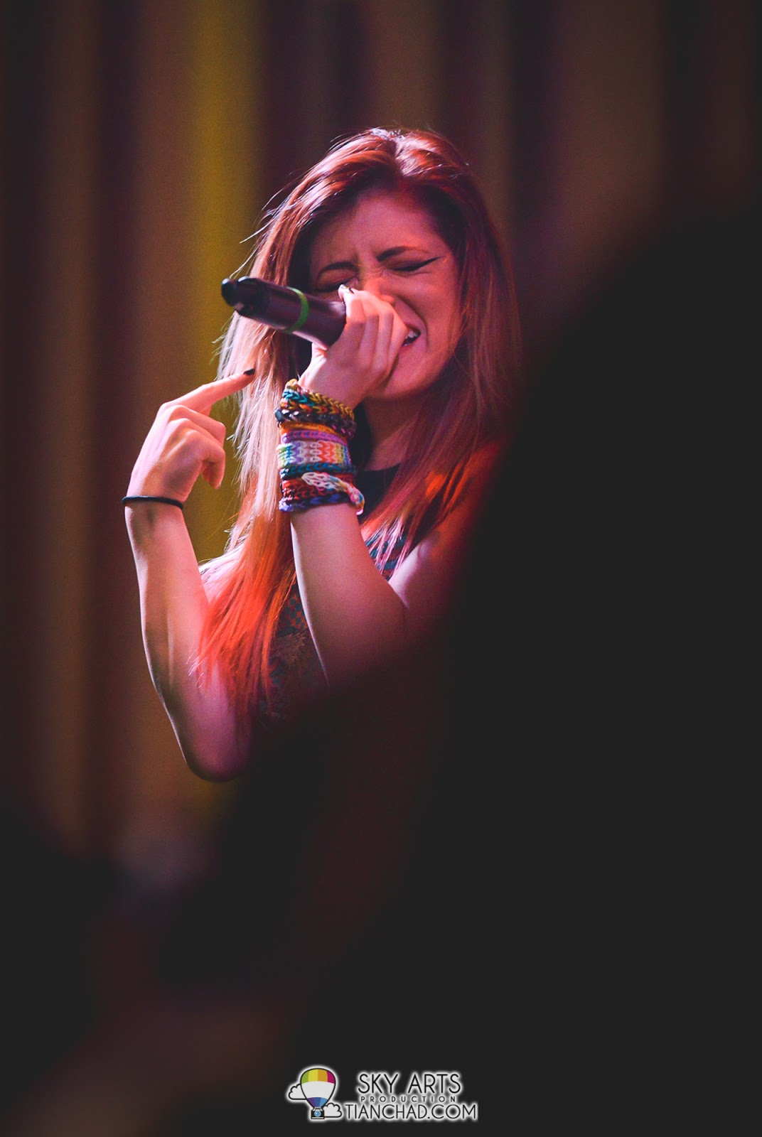 Alex Goot & Against The Current Live In Malaysia