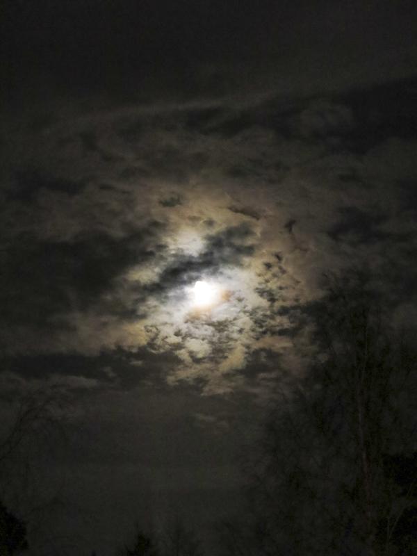 månen, moon