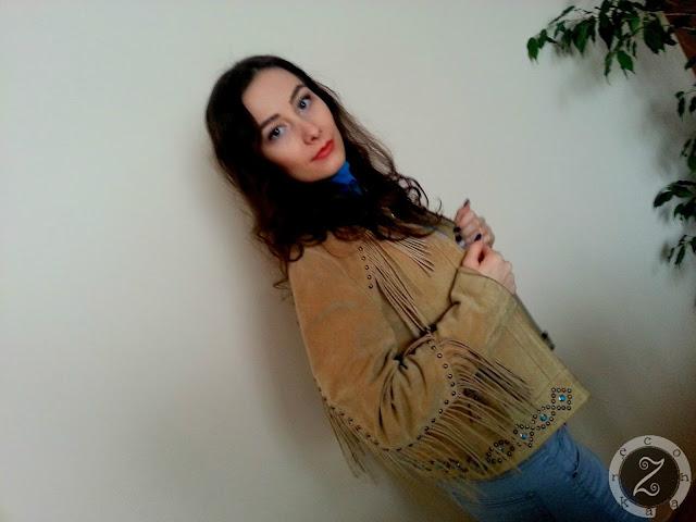 kurtka kowbojska