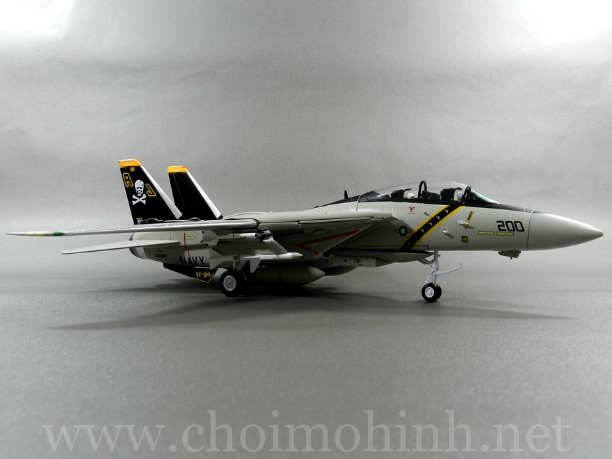 F-14A Tomcat US Navy Jolly Rogers 1:72 Witty Wings