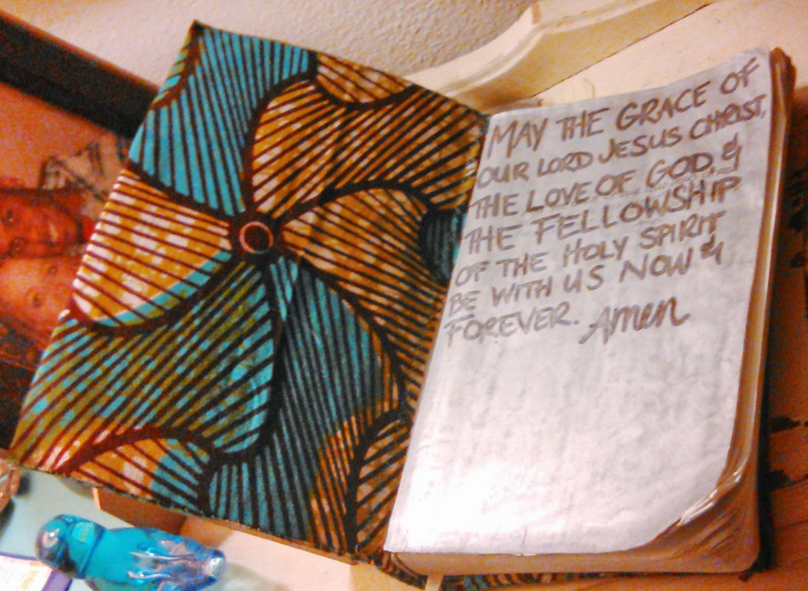 Diy School Book Cover ~ Golden skies diy fabric book cover