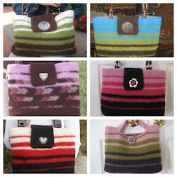 Felted Gege Bag PATTERN