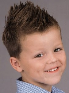 Baby Boys Hairstyle trends and haircut 2012Little Black Boy Mohawk Haircuts