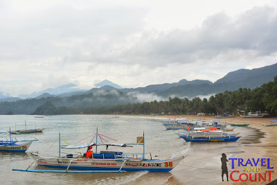 Sabang Beach Front Palawan