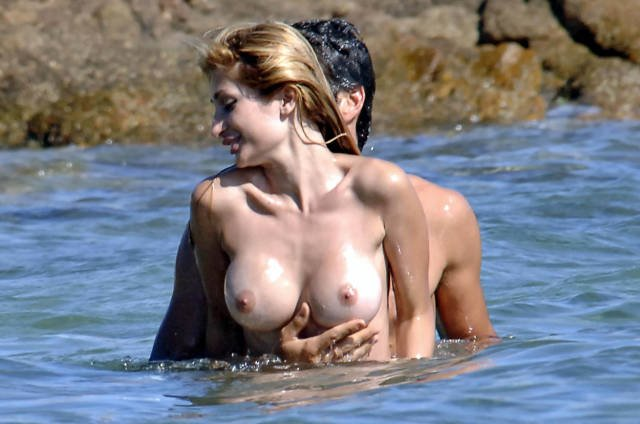 Negar Khan Topless