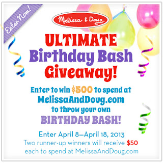 ultimate birthday bash giveaway