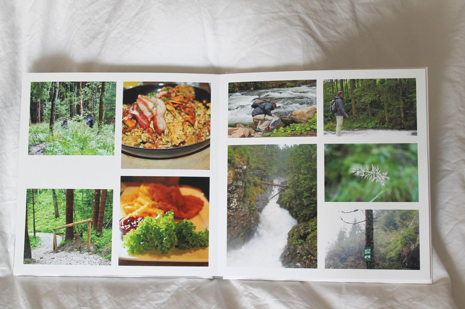 Fotobuch Urlaubserinnerung