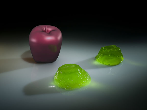 The Real and The Fake: 3D Graphics and Photography by Claudia Hart