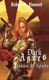 Dark Agnes, donna di spada, 2011, copertina