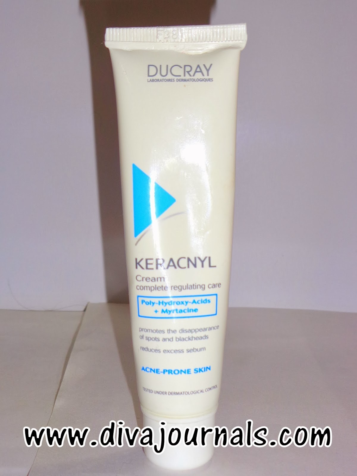 Ducray Keracnyl Complete Regulating Care Cream