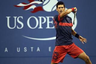 Novak Djokovic resultado del tenis