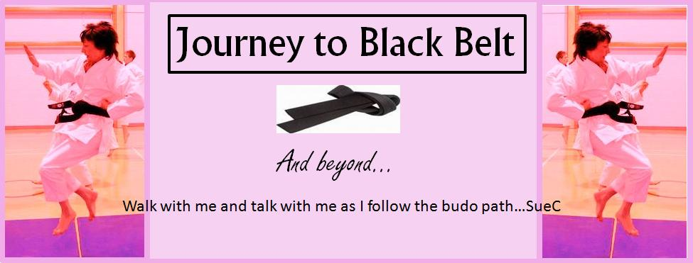 My journey to black belt