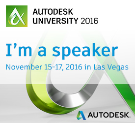 My Class at AU2016