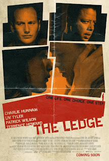 Watch The Ledge 2011 DVDRip Hollywood Movie Online | The Ledge 2011 Hollywood Movie Poster