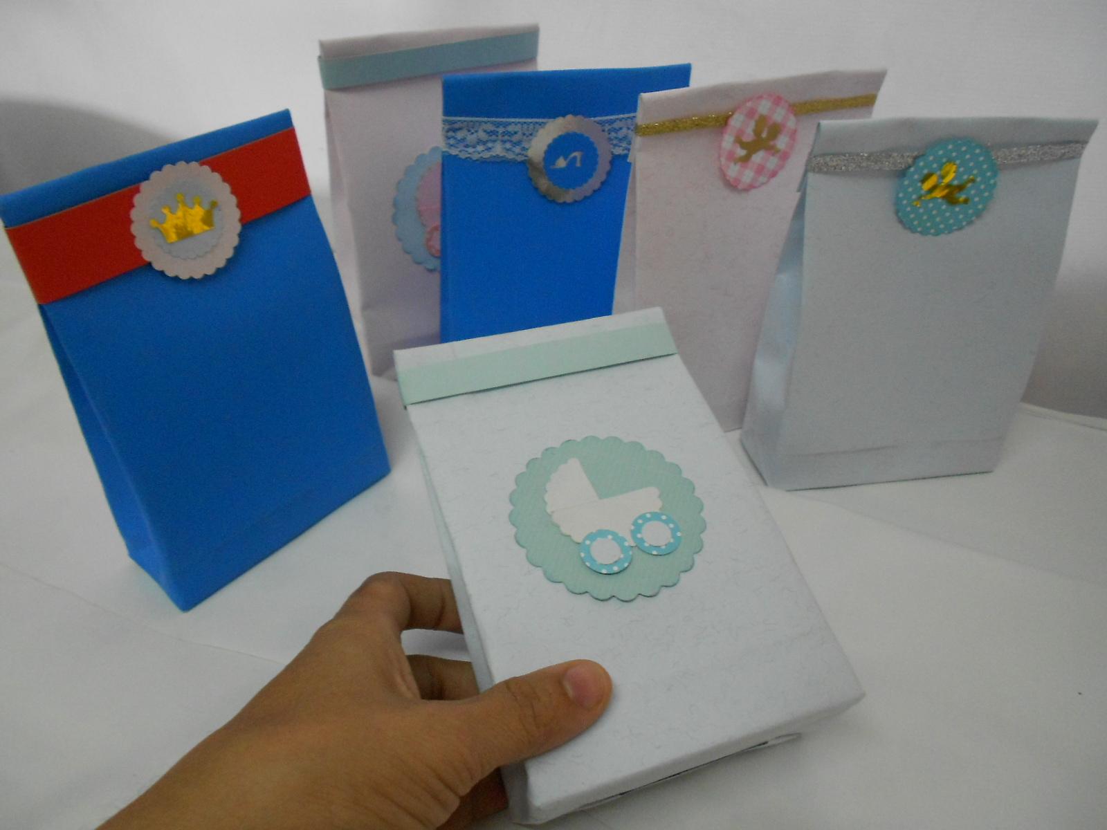 Artes da nanda da bahia saquinhos de papel - Papel para decorar ...