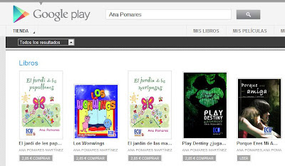 Lee sus libros en Google Play