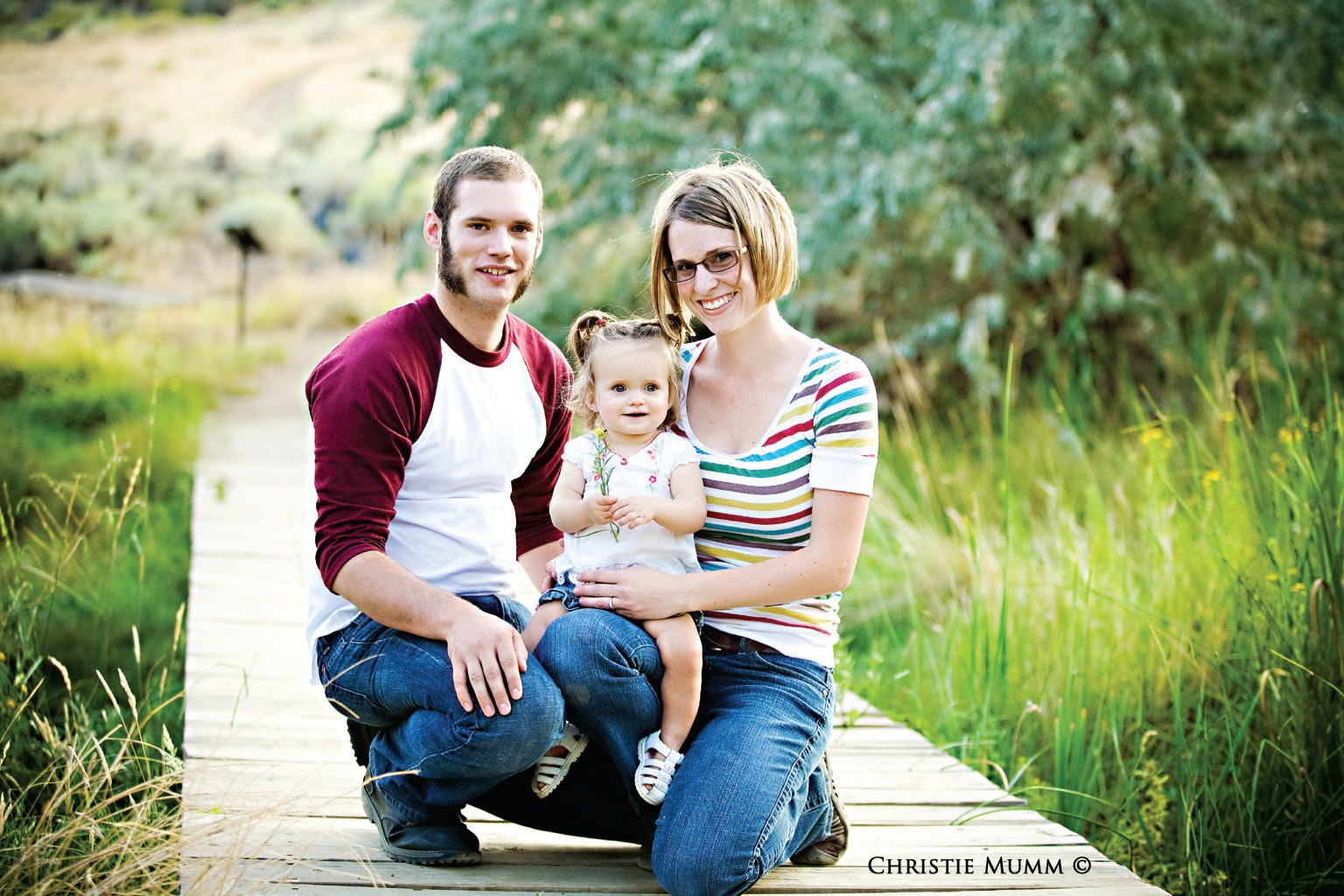 The Portrait Photographer Posing For Families
