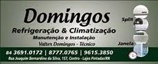 Domingos Refrigeração e Climatização - L. Pintadas/RN