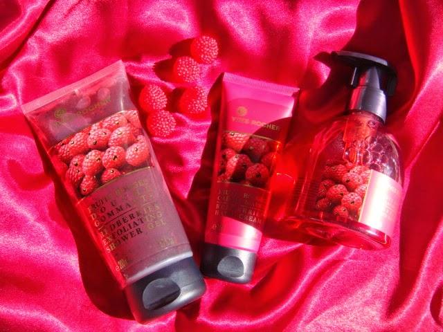 Nueva Colección de Frutos del Bosque Rojos de Yves Rocher