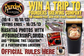 FoundersInFlorida Instagram Photo Contest