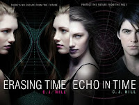 ★SERIE ERASING TIME - C.J HILL★