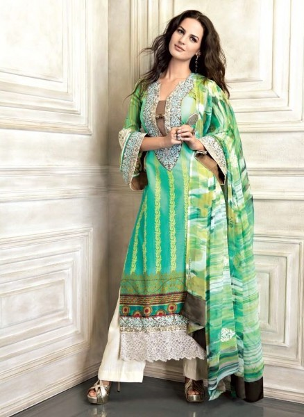 Designer Dresses Eid Collection