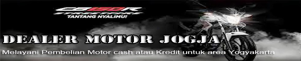 DEALER MOTOR JOGJA