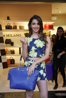 Kiara Advani in lovely Micro Mini Skirt and Flower Print Thin Top Spicy Pics