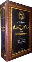 toko buku rahma: buku AL-QUR'AN DAN TERJEMAHANNYA SERTA TRANSLITERASI (Bacaannya) AL-MUYASSAR, penerbit sinar baru algensindo