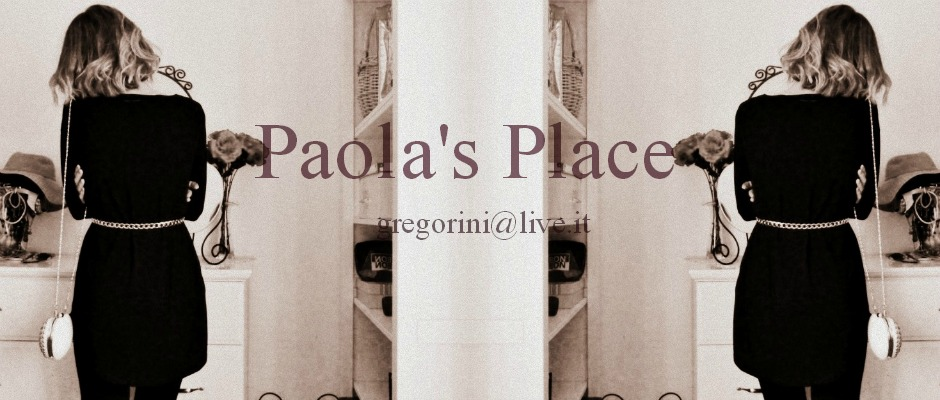 Paola&#39;s place