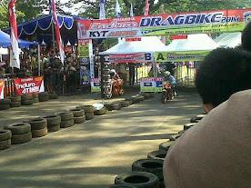 Hasil Drag Bike senayan Jakarta 18 Mei 2014