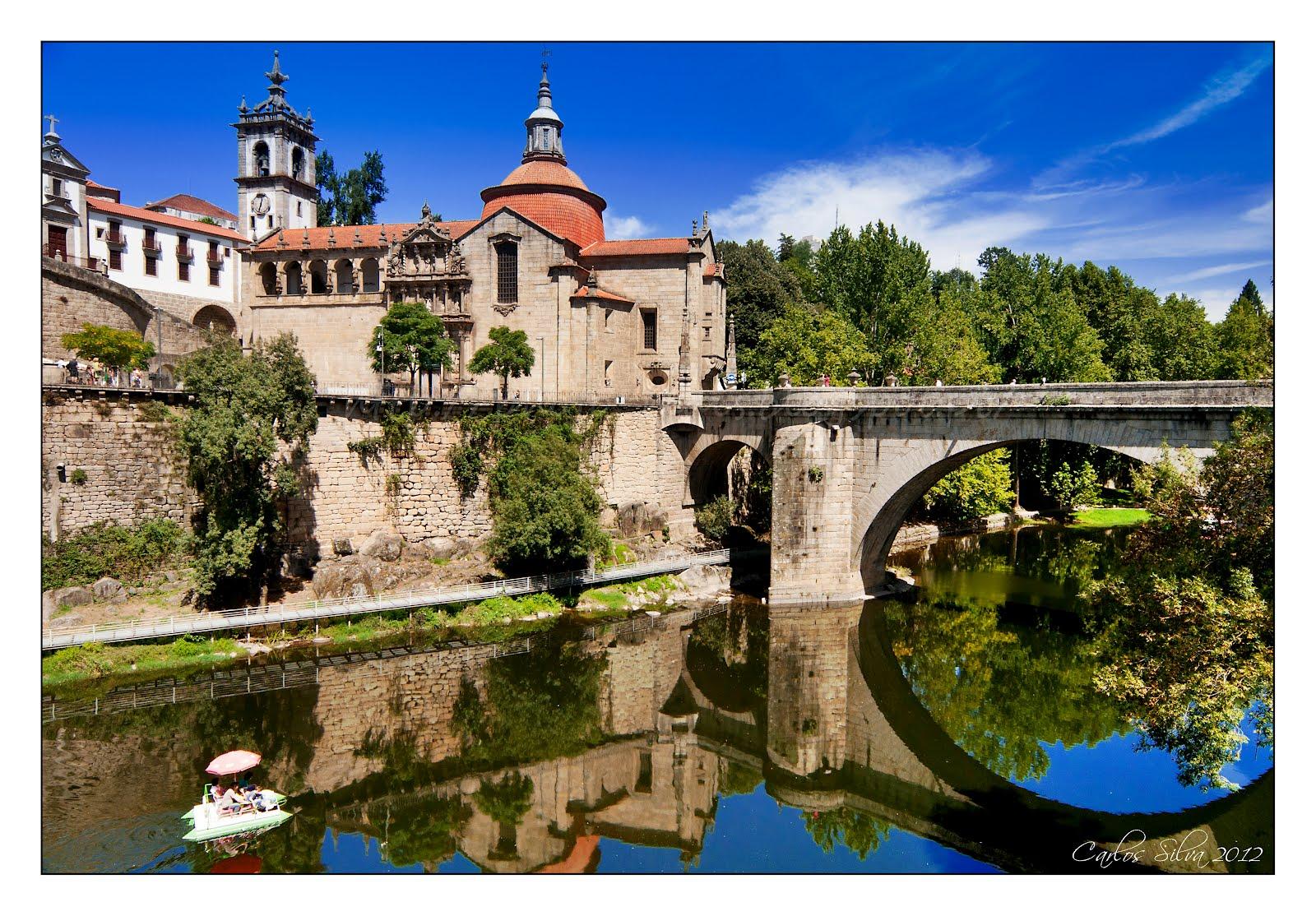 Amarante Portugal  City pictures : Amarante, Portugal | Portugal | Pinterest | Portugal