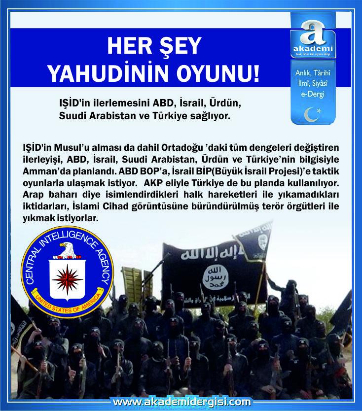 akp'nin gerçek yüzü, arap baharı, BİP, büyük israil projesi, Büyük Ortadoğu Projesi (BOP), el kaide, el kaide terör örgütü, IŞİD, kürdistan hedefi, siyonizm, suriye sorunu, özgür suriye ordusu,
