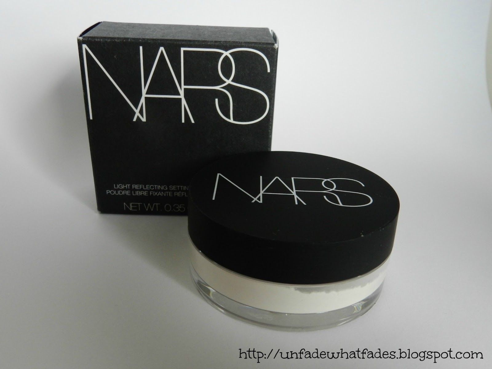 unfade what fades nars light reflecting setting powder loose review. Black Bedroom Furniture Sets. Home Design Ideas