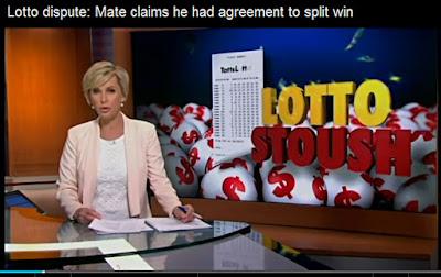 телесюжет австралийского ТВ