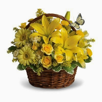 Send A Birthday Flower Arrangement
