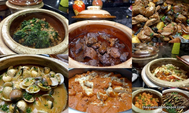Flavours of Spain, Cesar's, Ritz Carlton, Kuala Lumpur