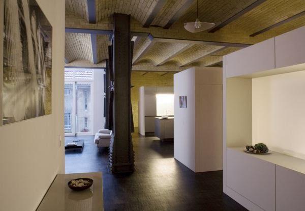 Los interiores minimalistas de 2011 i ii interiores - Tom interiores ...