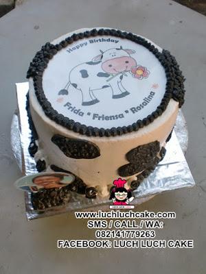 Kue Tart Sapi Daerah Surabaya - Sidoarjo