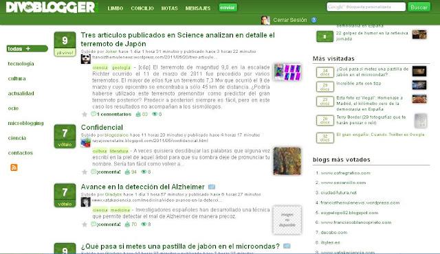Divoblogger: el olimpo de los blogueros Divoblogger+el+olimpo+de+los+blogueros
