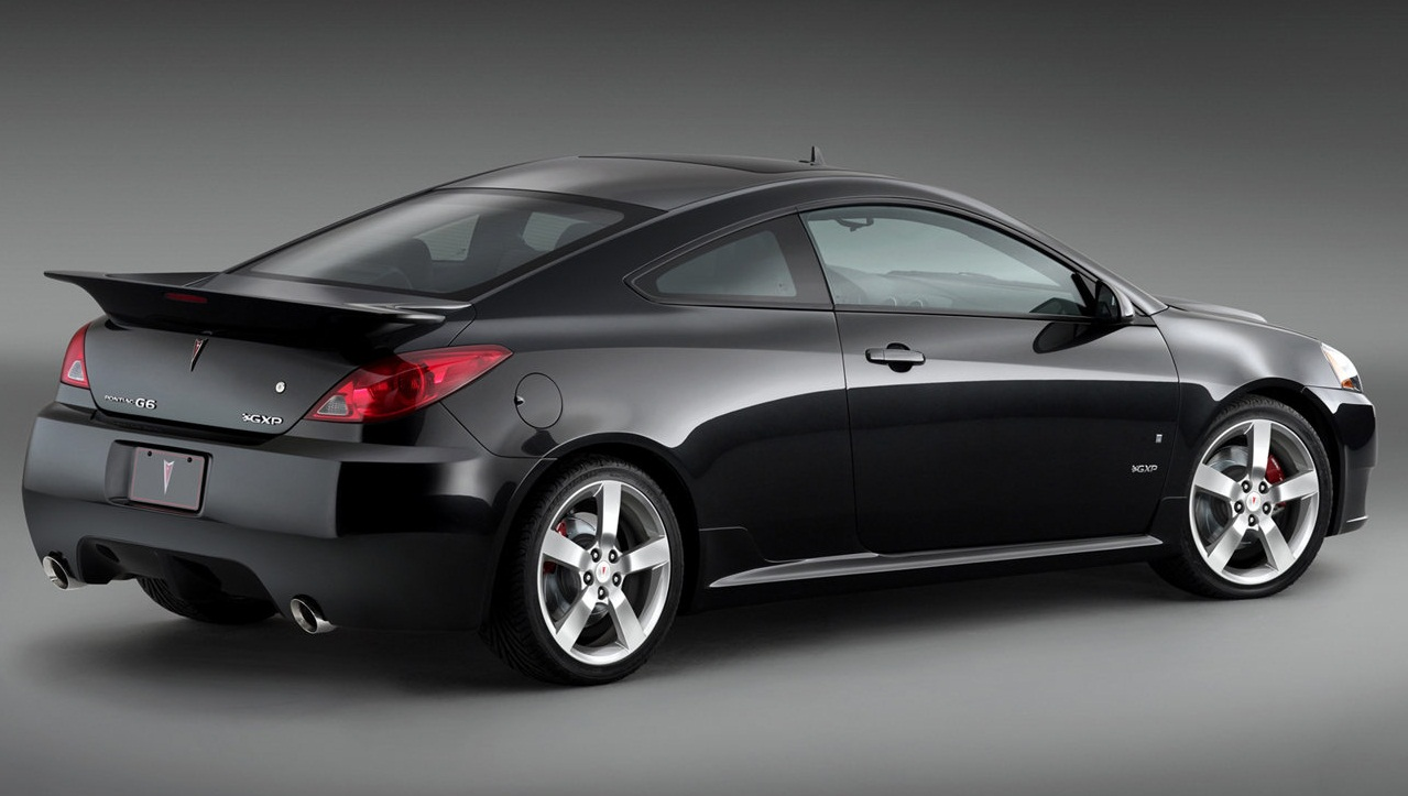 pontiac g6 gxp. Black Bedroom Furniture Sets. Home Design Ideas