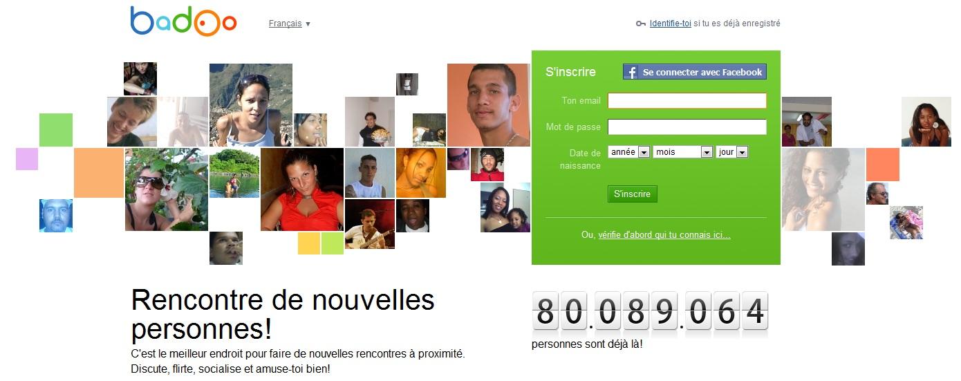 Rencontre des hommes et femmes en ligne en France
