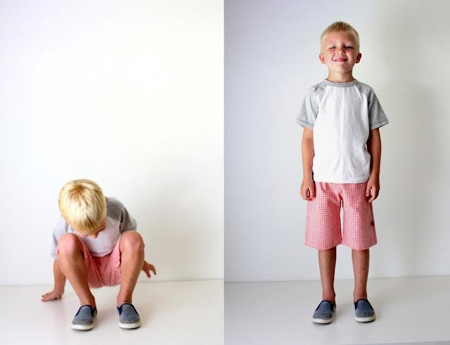 dfea9c41a Basic KID Shorts – MADE EVERYDAY