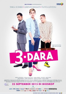 Sinopsis Film Movie 3 DARA 2015