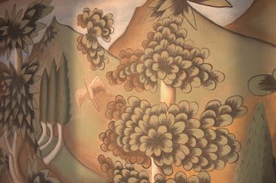 Melissa's verdure detail trees