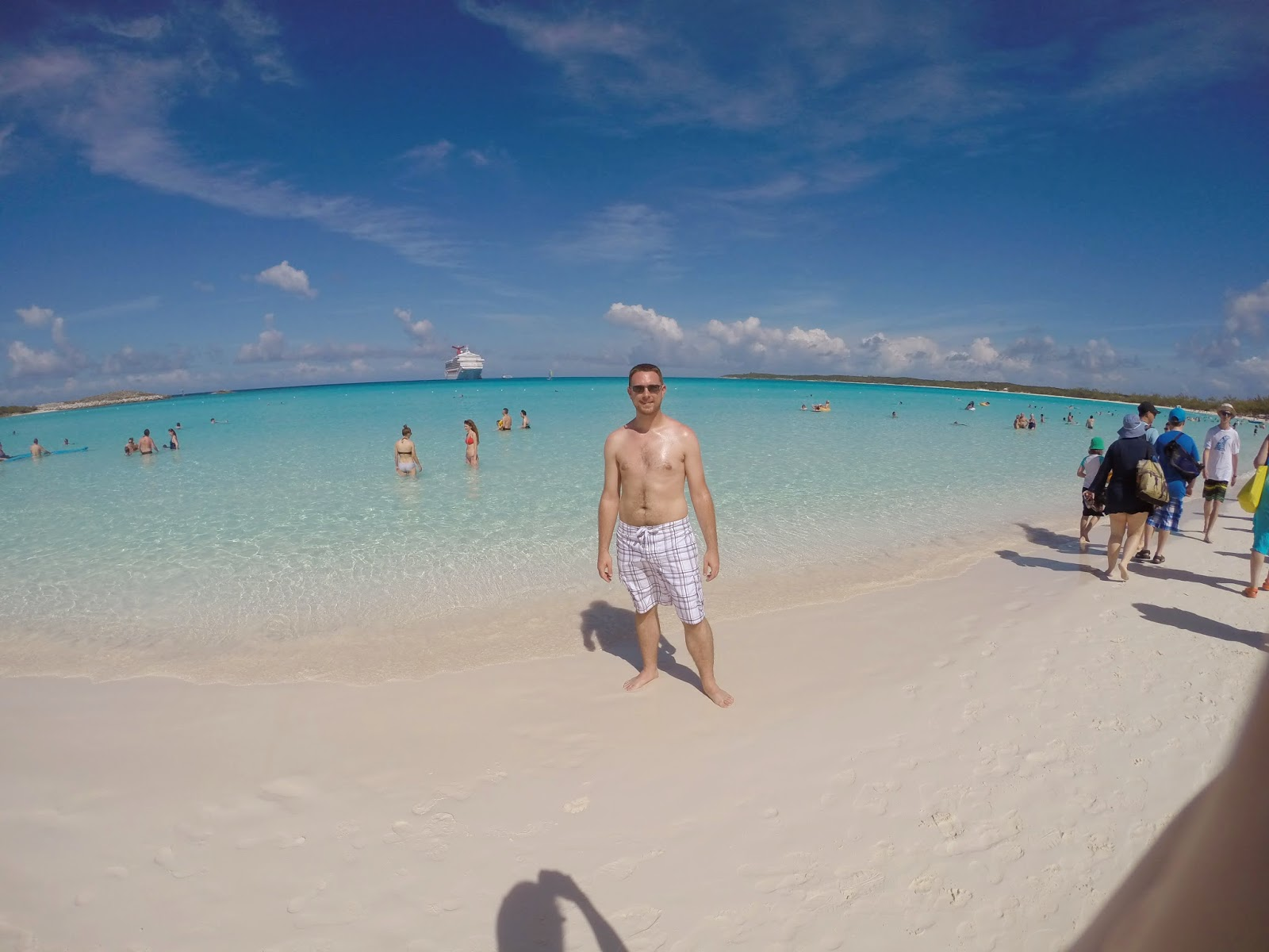 joe somebody half moon cay