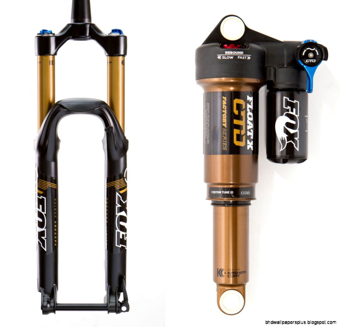 2014 Fox Talas CTD 26er and 275 Fork and Float X CTD Shock