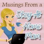 Musings from a stay at home Mom