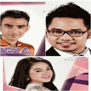 lagu-lagu D'Academy 2 Indosiar konser nominasi babak 21 besar