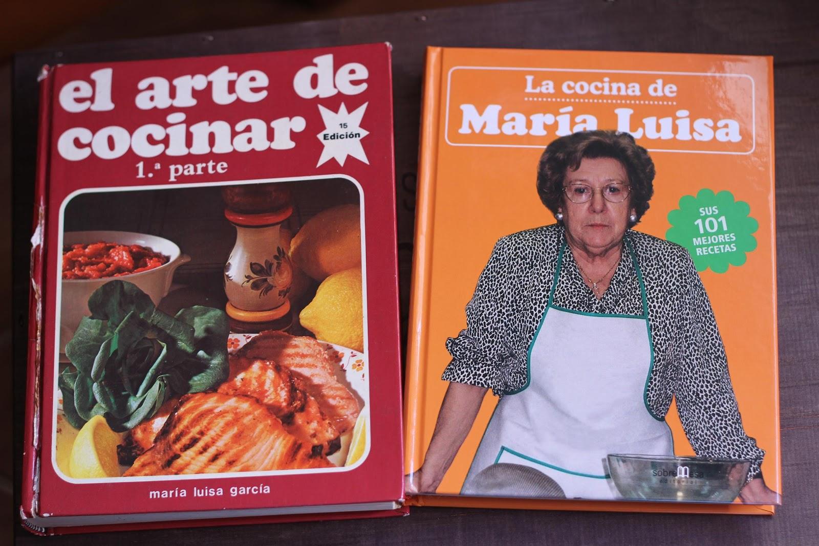 Lazy blog la renovaci n de el arte de cocinar la cocina de mar a luisa - La cocina de maria luisa ...